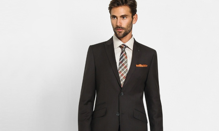 Bachrach: $75 for $150 Worth of Men's Suits and Accessories at Bachrach