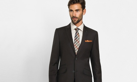 $75 for $150 Worth of Men's Suits and Accessories at Bachrach