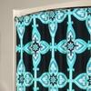 Spanish Tile or Ava Maria 100%-Cotton Shower Curtain