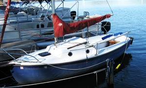 KYSC Boat House: $100 for Two Hours of Private Sailing Lessons for Two People at KYSC Boat House ($180 Value)