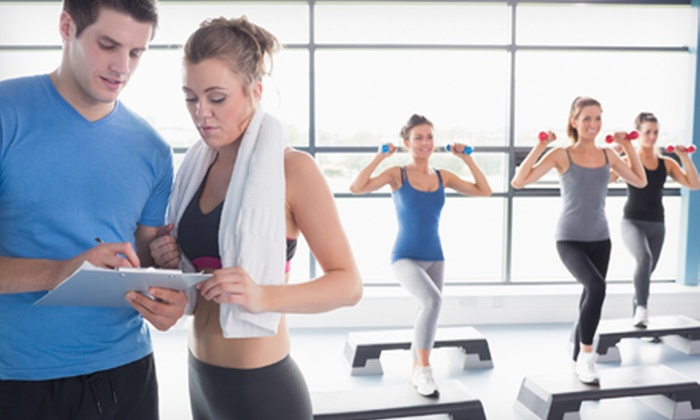 Just Fit - Collingwood: 28-Day Fitness Challenge with Four Optional Personal-Training Sessions at Just Fit (Up to 80% Off)