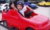 Up to 56% Off Kids' Go-Kart Racing