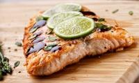 4-Gänge-Fisch-Menü für zwei oder vier Personen bei Rossini (bis zu 46% sparen*)