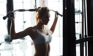 Two-month Membership With Optional Weight Loss Solution Package At Gold