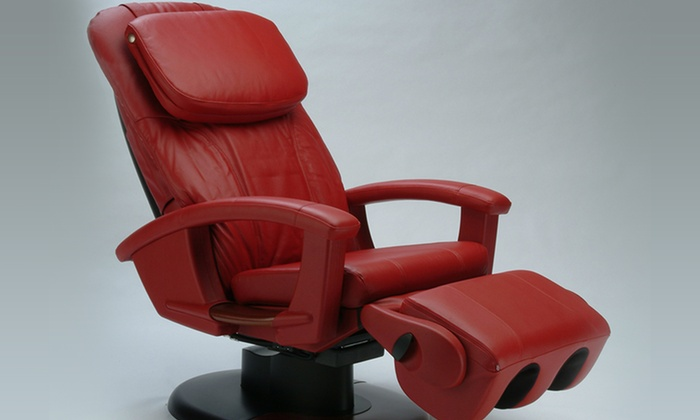 ... Human Touch Massage Chairs: $999.99 For A Human Touch Massage Chair ( Refurbished) (