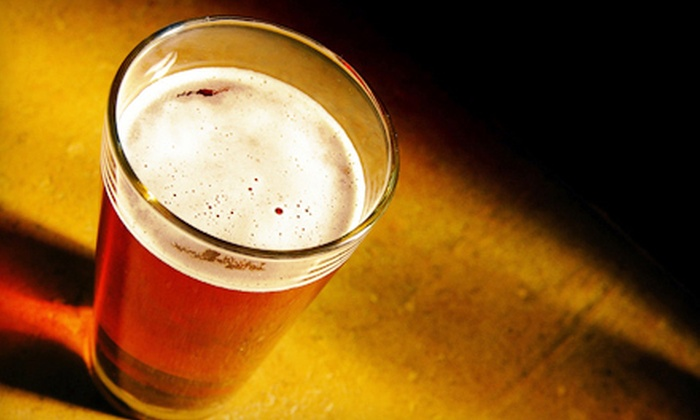 Thorn Street Brewery - North Park: All-Grain Brewing Class for Two or Four at Thorn Street Brewery (Half Off)