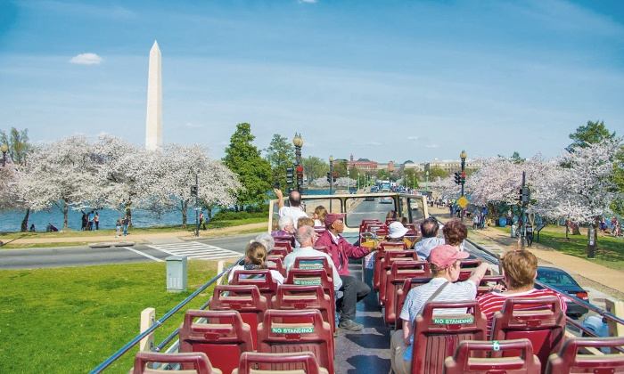Washington Dc Tour Bus >> Big Bus Tours