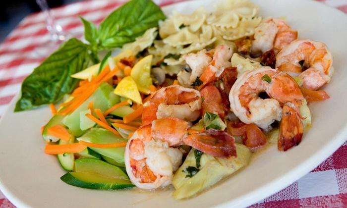 La Strada - Belmont Shore: Italian Food at La Strada (50% Off). Two Options Available.