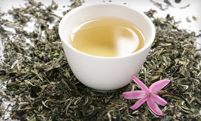 Dr. Tea's Tea Garden & Herbal Emporium - Los Angeles: $20 for Tea for Two and Take-Home Tea Kit at Dr. Tea's Tea Garden & Herbal Emporium in West Hollywood (Up to $49 Value)