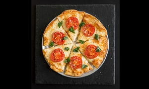 Pie Five Pizza Co.: Three Groupons for $10 Worth of Pizza at Pie Five Pizza Company (Up to 60% Off)