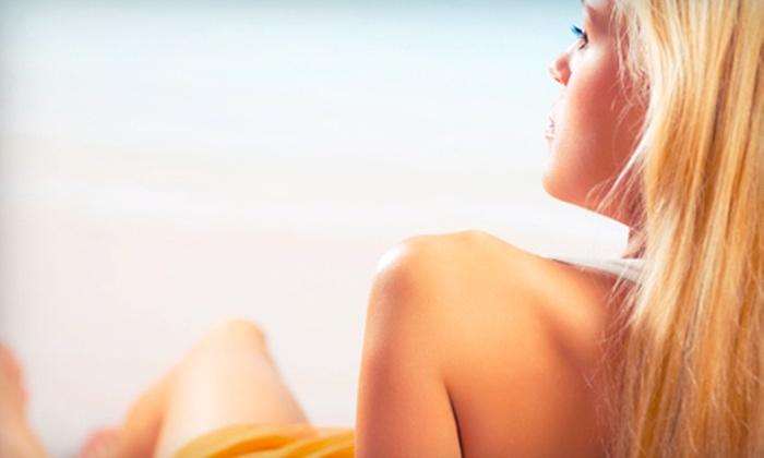Tan Las Vegas - Henderson: Two or Three VersaSpa Spray Tans at Tan Las Vegas in Henderson (Up to 67% Off)