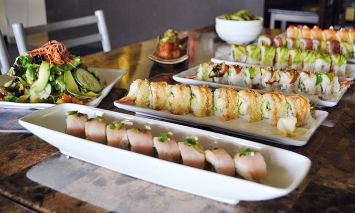 Hello Tokyo Las Vegas - Paradise: $15 for $25 Worth of Sushi and Japanese Food at Hello Tokyo Las Vegas
