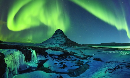 ✈ Iceland: 2 to 5 Nights at a Choice of Hotels with Northern Lights Tour, Return Flights and Option for Other Tours*