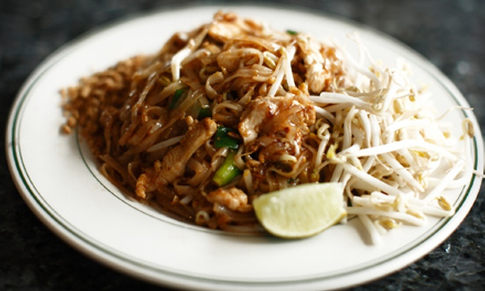 Thai Pan - Heritage: $11 for $20 Worth of Thai Food at Thai Pan