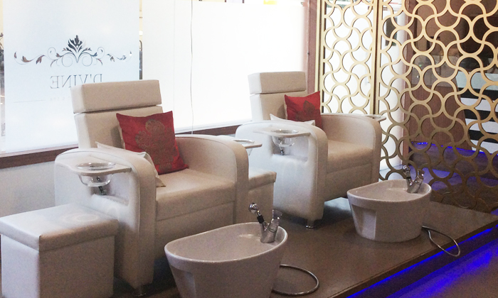 Salon Services For Women At Divine Nail Studio And Spa Museum Road