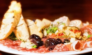 $25 for $45 Worth of Sustainable Italian Food and Drinks atThe Butcher Block Restaurant