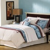 Willow Embroidered 4-Piece Comforter Set