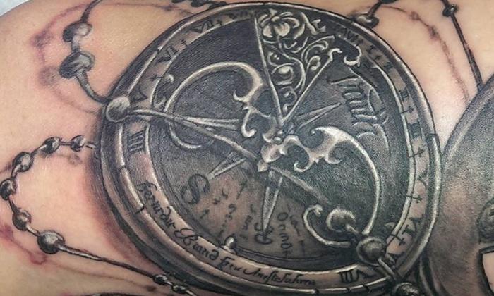 Aardvark Tattoo Company - Portland: Two Hours of Custom Tattooing at Aardvark Tattoo Company (50% Off)
