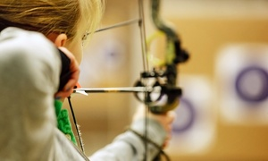 Archery Experience for Two or Four or Archery and Virtual Hunting Experience for Two (Up to 55% Off)