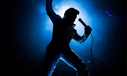Jerry Presley Live as Elvis at Jim Stafford Theater Through January 2 (Up to 58% Off)