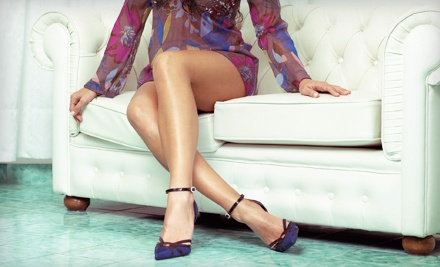 Six Laser Hair-Removal Treatments at InkOff Laser Salon (Up to 78% Off). Four Options Available.