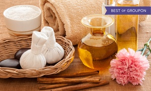 Evolution Med Spa of Naperville: One or Two 60-Minute Custom Massage with Aromatherapy at Evolution Med Spa of Naperville (Up to 58% Off)