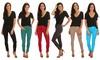 Lyss Loo Venice Skatepark Women's Skinny Pants: Lyss Loo Venice Skatepark Women's Skinny Pants