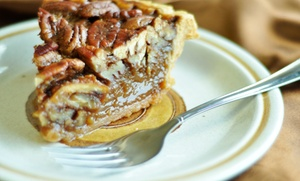 Uncle Willie's Pies: $13 for One Handmade Pie at Uncle Willie's Pies (Up to a $21.99 Value)