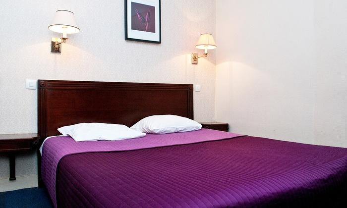 H tel tamaris in paris idf groupon getaways for Groupon hotel paris