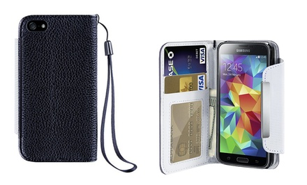 Acellories, Inc. Wallet Case for Samsung Galaxy S4 or S5