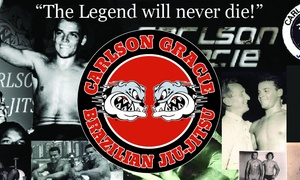 Carlson Gracie Belflower: Up to 50% Off martial arts classes at Carlson Gracie Belflower