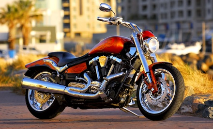 Scooter or Harley Davidson Rental from EagleRider (Up to 65% Off). Four Options Available.