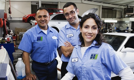 Oil Change and Car Wash Packages at Honest-1 Auto care (Up to 52% Off). Three Options Available.