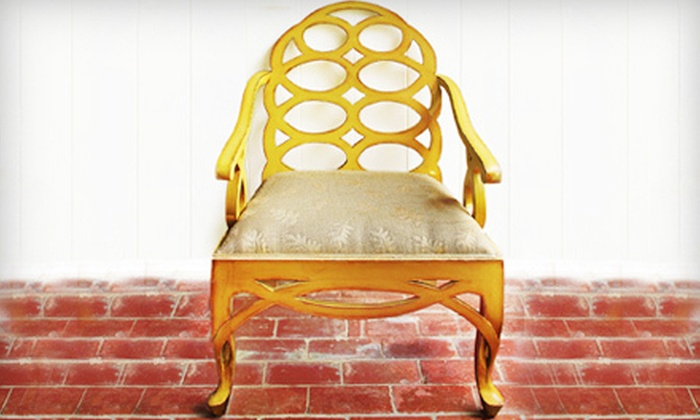 Nadeau - Southeastern Columbia: $50 for $100 Worth of Furniture and Home Decor at Nadeau