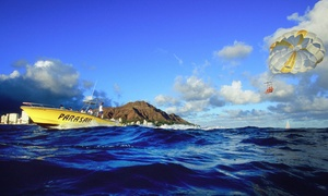 Diamond Head Parasail: $75 for Tandem Parasail Ride from Diamond Head Parasail ($150 Value)