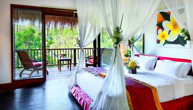 Bali: 4* Stay in Jungles of Ubud 1