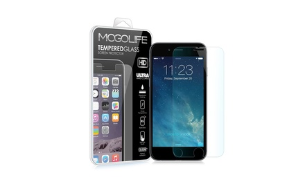 MogoLife Tempered-Glass Screen Protector for Apple iPhone 6 or 6 Plus from $8.99–$9.99