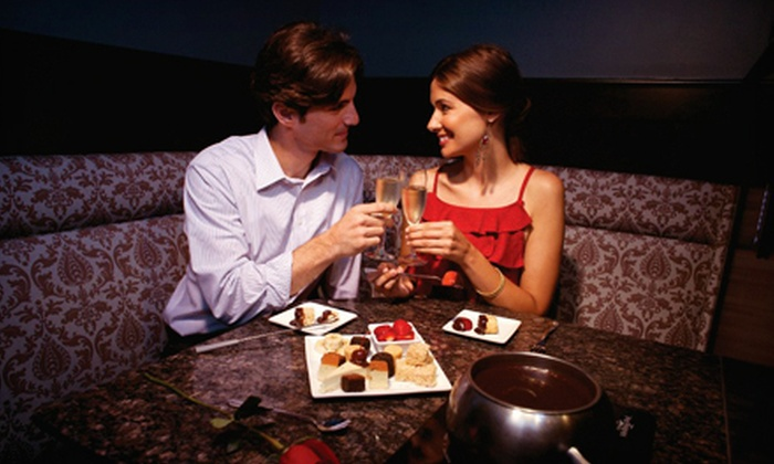 The Melting Pot - Avenue Viera: $55 for a Fondue Dinner for Two with Wine Valid Monday–Thursday or Any Day at The Melting Pot (Up to $109.70 Value)
