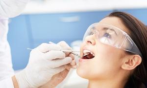 Studio dentistico dott.ssa Montanaro-: Visita odontoiatrica, pulizia denti, smacchiamento e sbiancamento led