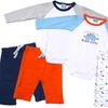 Infant and Toddler Boys' Creeper-and-Pants Sets