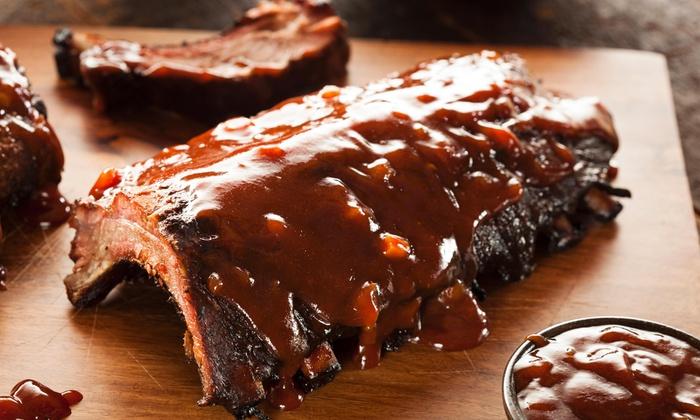Mobile Chef of Atlanta - Stone Mountain: $5 Off Per Person for Private Party BBQ at Mobile Chef of Atlanta