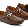 Franco Vanucci Drive-411 Men's Driver Shoes