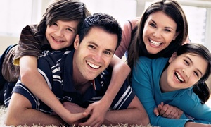 Galt Family Dentistry: $31 for a Dental Exam with a Cleaning and X-Rays at Galt Family Dentistry ($235 Value)