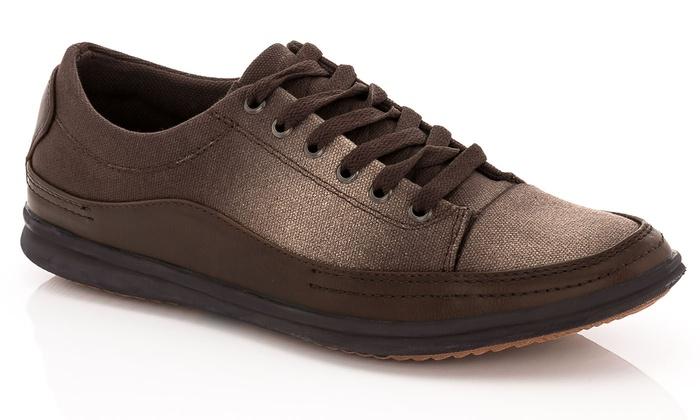 Franco Vanucci Men's Lace-up Sneaker (Sizes 7.5 & 10.5)