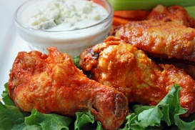 Rays Hot Wings and Seafood: 10% Off Purchase of $40 or More at Rays Hot Wings and Seafood