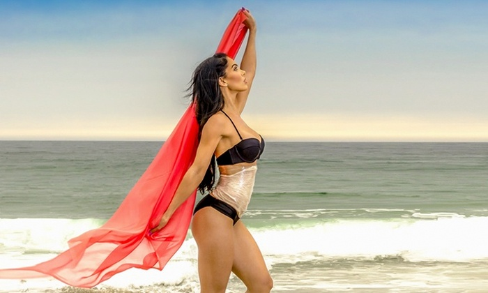 Body Sculpt Wraps - Multiple Locations: One, Three, or Five Ultrasonic Liposuction Sessions with Body Sculpt Wraps at Body Sculpt Wraps (83% Off)