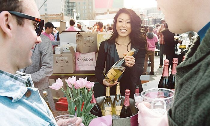 Drink the District - The Block: 3 Hours of Unlimited Wine Tastings at Drink the District: Wine Edition on Saturday, June 7 (Up to 40% Off).