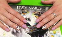 Choice of Stop and Go or Quick Fix Manicure at Itsy Nails London (Up to 40% Off)