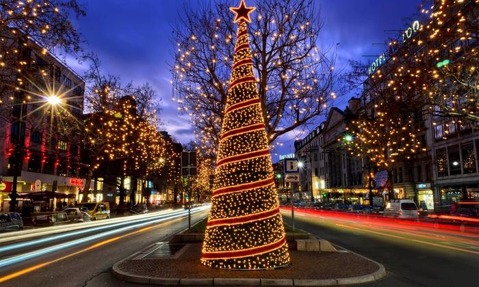 Ozark Mountain Christmas Lights & Village in Branson, MO | Groupon