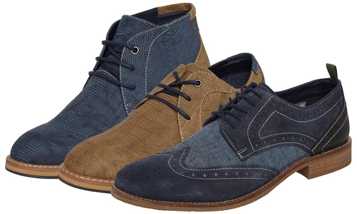 separation shoes 00874 a4532 Scarpe in pelle uomo | Groupon Goods